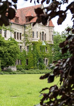 Castle, Faber, Castel, Architecture, Stone At Nuremberg