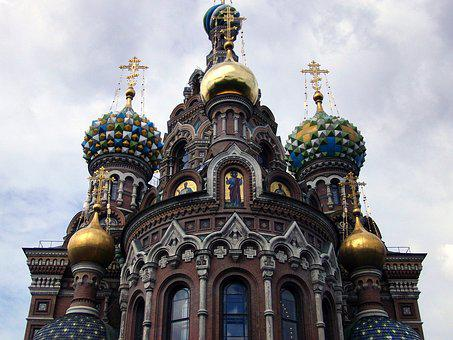 Temple, Savior On Spilled Blood, Church