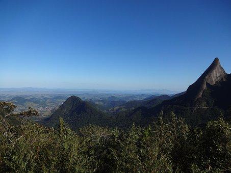 Teresópolis, Brazil, Mount, Landscape