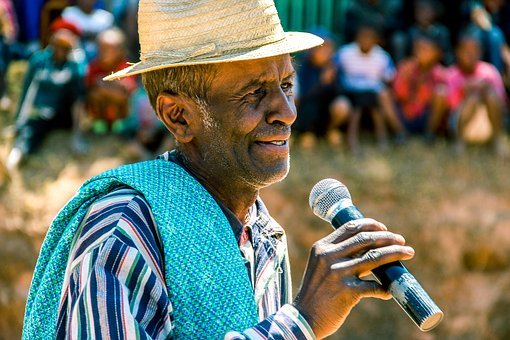 Artist, Africa, Madagascar, Male, Perton, Singing