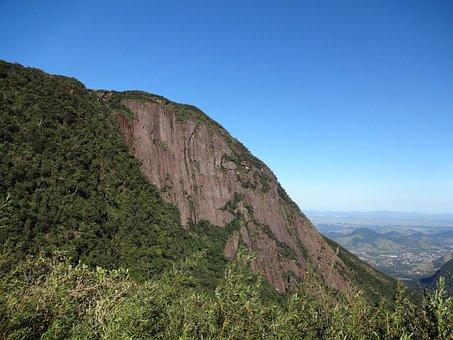 Teresópolis, Brazil, Rio De Janeiro, Landscape, Mount