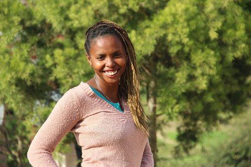 Girl, Madagascar, Africa, Woman, Young, Smole