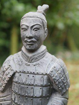 Terracotta, Warrior, Army, China, Historically, Soldier