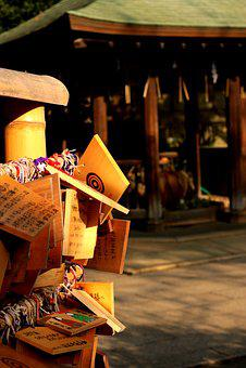 Wood, Smoke, Incense, Japanese, Cleaning, Prayer