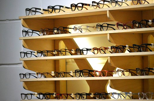 Glasses, Store, Eyeglass, Optomotrist, Shop, Fashion