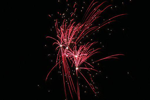Firework, Night, Festival, Event, Year, Celebration