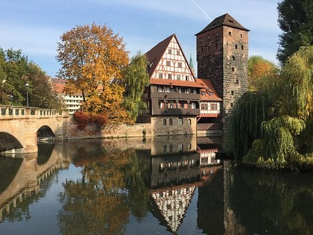 Nuremberg, Swiss Francs, Middle Ages, Old Town