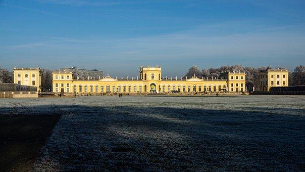 Orangery, Kassel, Baroque, Castle Orangerie, Hesse