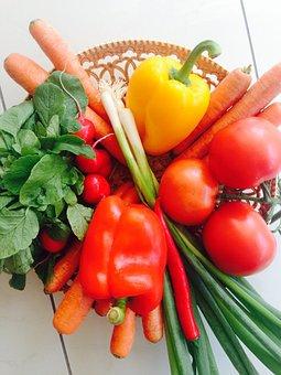 Vegetables, Eat, Vitamins, Healthy, Food, Vegan