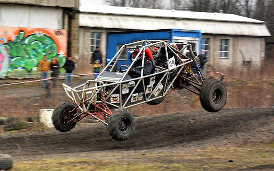 Off-road Rally, Buggy, Race, Offroad, Competition Buggy