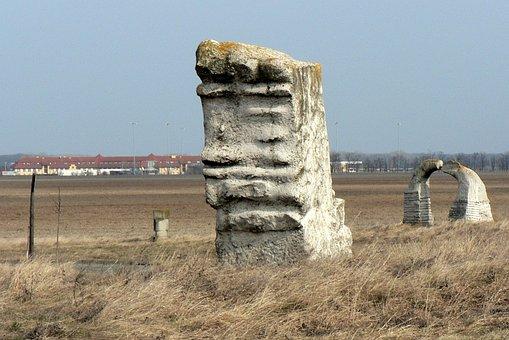 Slovakia, Hungary, Austria, Country, The Statue Of