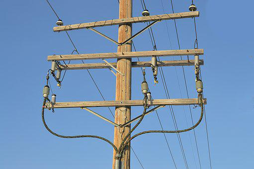 Power Line, Electricity, Energy, Sky, Voltage, Tower