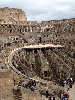 Roman, Coleseum, Ancient