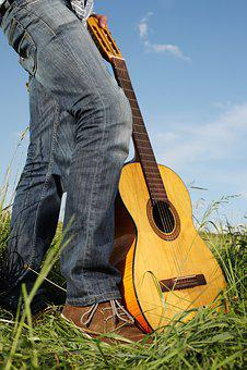 Guitar, Classical Guitar, Musical Instrument