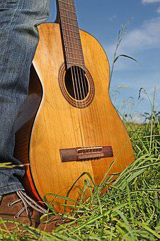 Guitar, Classical Guitar, Musical Instrument