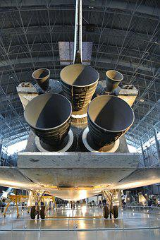 Boosters, Shuttle, Space, Spaceship, Technology, Rocket