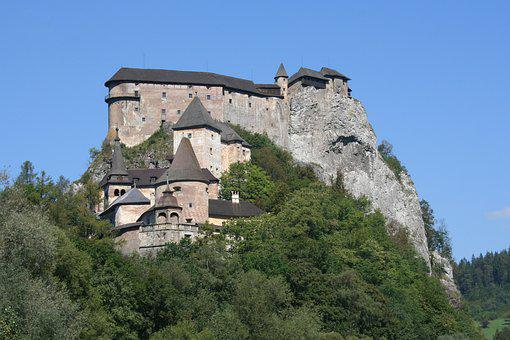 Orava Castle, Castle, Slovakia