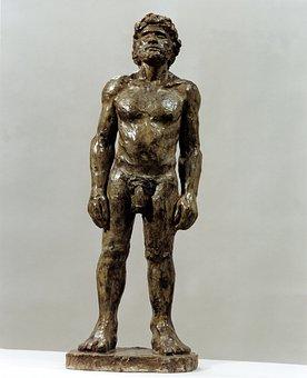 Art, Sculpture, Fineart, Statue, Male, Nude