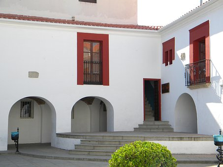 Casar De Cáceres, Cáceres, Plaza