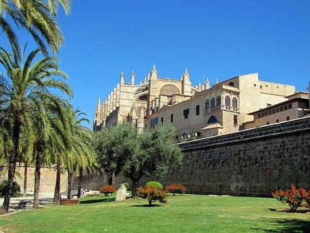 Palm De Mallorca, Cathedral, Architecture