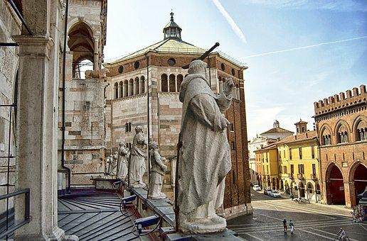 Cremona, Italy, Cathedral