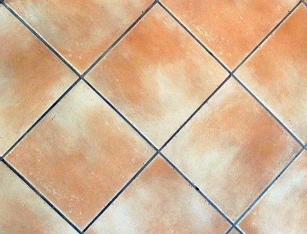 Soil, Tiles, Square, Diamonds