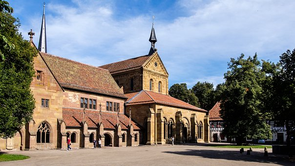 Monastery, Maulbronn, Architecture, Germany