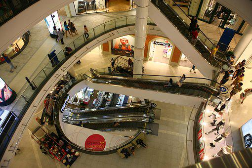 Travel, Thailand, Department Store, Shopping Center