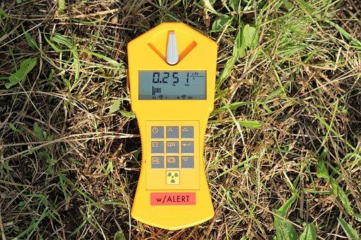 Geiger Counter, Gamma, Dosimeter, Normal Radiation