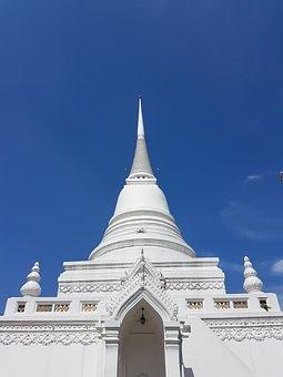 Bangkok, Wat Pathum Wanaram, Measure, Pathumwanaram, Jd