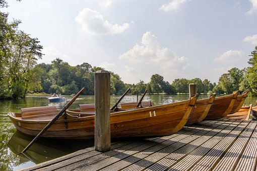 Boats, Jetty, Lake, Pier, Monrepos