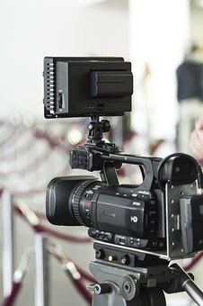 Camera, Record, A Video Of The, Production, Live