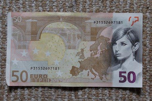 Barbra Streisand, Hollywood, Film, Dollar Bill, Cinema