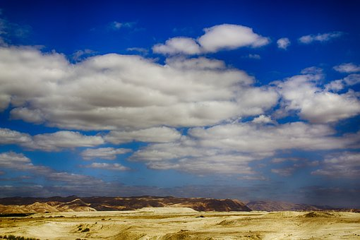 Hot, Sky, Stone, Nature, Air, Blue, Landscape, Journey