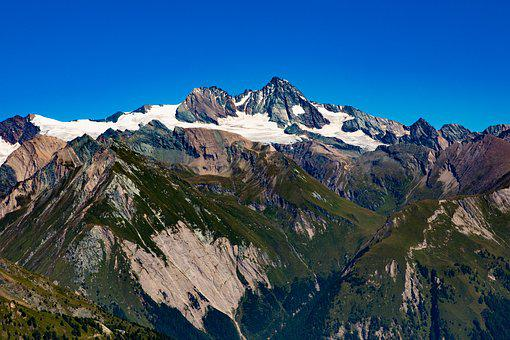 Holiday, Mountains, Nature, Blue, Outlook, South Tyrol