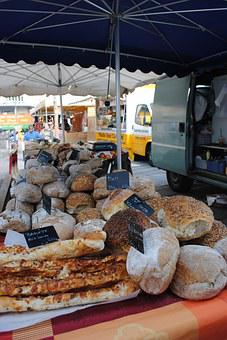 Food, Bread, Market, Baking, Muffin, Oven