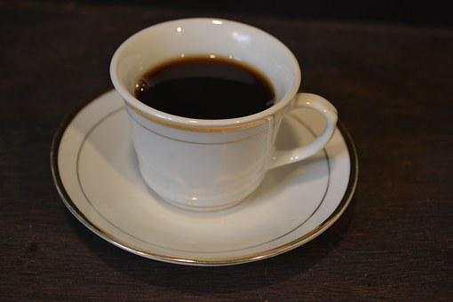 Cup, Coffee, Pires, Cup Of Coffee, Breakfast