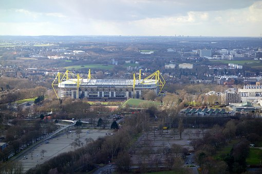 Stadium, Bvb, Borussia, Borussia Dortmund, Dortmund