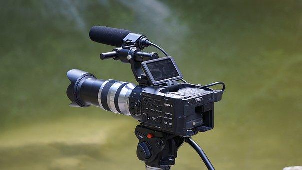 Camera, Video, Tv, Video Realization, Cinematography