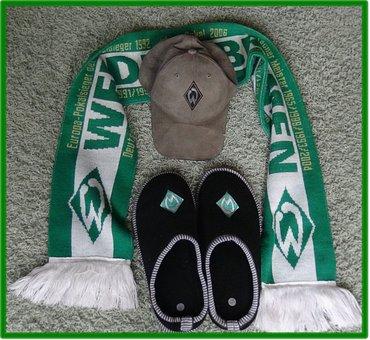 Werderbremen, Football, Sport, Fan Utensils, Fan