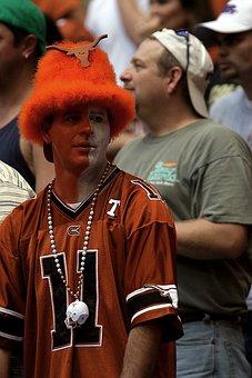 Sports Fan, Football Fan, Athletic Supporter, Fan
