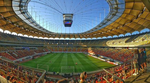 Stadium, National Arena, Bucuresti, Turf, Football