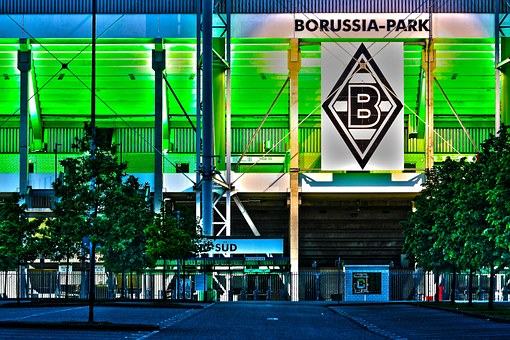 Borussia, Stadium, Football, Football Stadium, Viewers