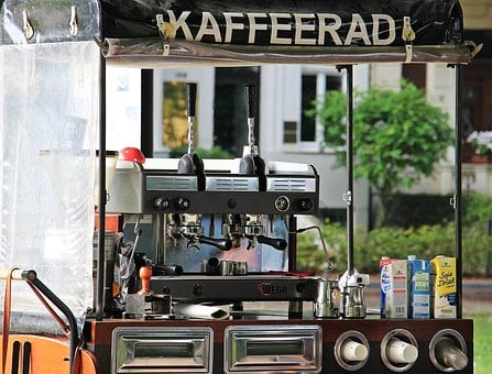 Kaffeerad, Coffee To Go, Tea, Wheel, Coffee, Cup, Break