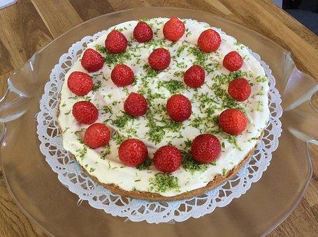 Midsummer, Cake, Coffee Break, Kalas, Birthday
