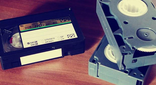 Video, Tapes, Movie, Old, Retro, Cassette, Film, Camera