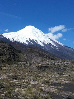 Volcano, Osorno, Chile, Nature