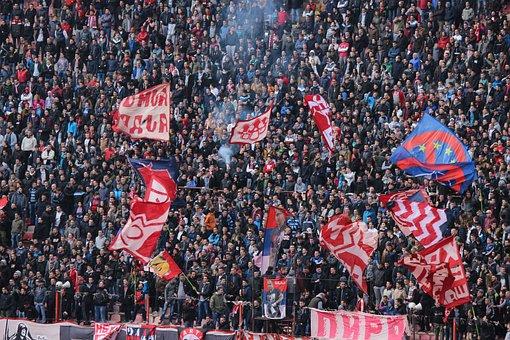 Fans, Ultras, Delije, Belgrade, Marakana, Red Star