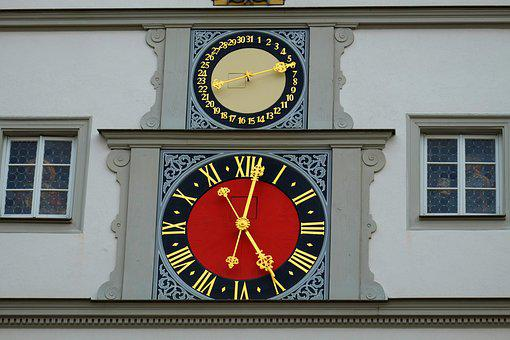 Clock, Time, Glockenspiel, Places Of Interest, Ring