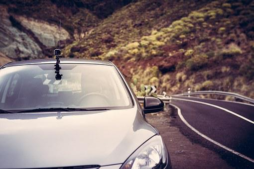 Camera, Car, Road, Mazda, Travel, Fun, Drive, Film
